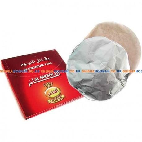 Al Fakher Shisha Foil 50 pieces
