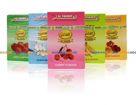 15x50g Al Fakher Tobacco