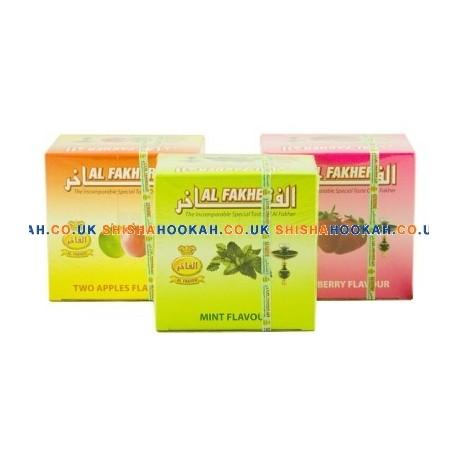 Al Fakher 5 x 250g Packs