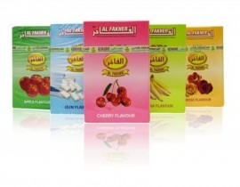 Al Fakher 15 x 50g Packs in 42 Flavours