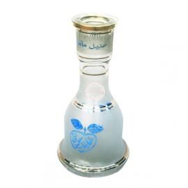 Khalil Mamoon Blue Apple Egyptian Vase