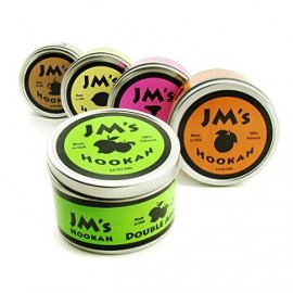 JM Hookah 3 x 250g Virginia Tobacco USA in 65 Flavours