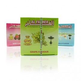 Al Fakher 250g Tobacco in 42 Delicious Flavaz