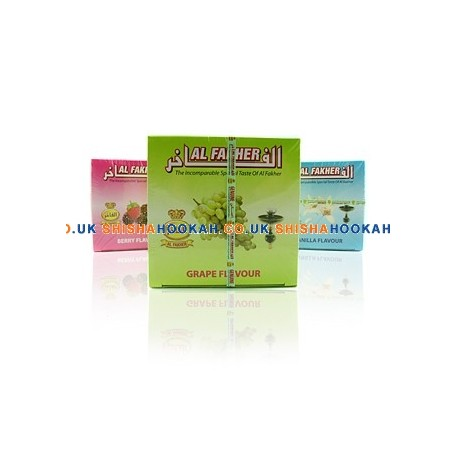 Al Fakher 250g Tobacco in 42 Flavours