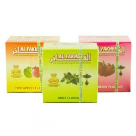 Al Fakher Tobacco 3 x 250g Range of 42 Amazing Flavours