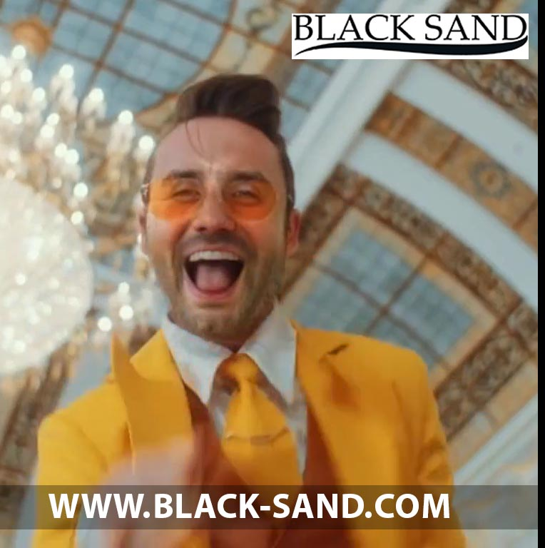 barrett kosh black sand fze